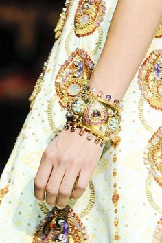 Manish Arora Spring 2013 Ready-to-Wear Detail