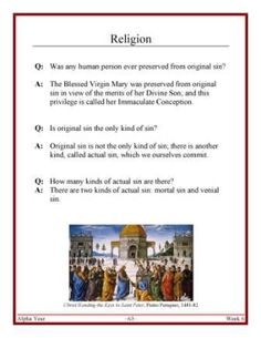 Classically Catholic Memory Homeschooling program Catholic Homeschooling, Catholic Kids, Mother Of Divine Grace, Immaculate Conception, Classical Education, Blessed Virgin Mary, Home Schooling, Atrium, Montessori