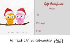 Christmas Certificates Templates For Word Fair Free Printable Christmas Gift Certificate Templatecan Be .