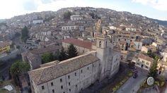 In volo su San Giovanni in Fiore Fotoceler Paolini