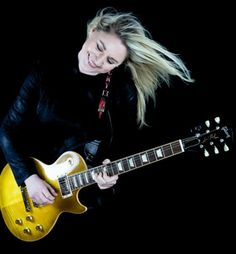 JOANNE SHAW TAYLOR and guests Broken Witt Rebels play NORWICH Waterfront Wed 25th Jan 2017