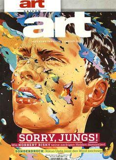 Sorry, Jungs! Gefunden in: Art das kunstmagazin, Nr. 1/2015