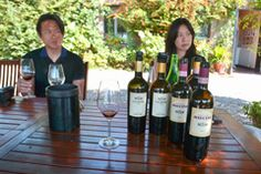 Touring and tasting sangiovese wine in Italy!!!!