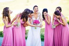 Pink convertible dress the best choice for your bridesmaides Rochie lunga roz Bridesmaids, Bridesmaid Dresses, Wedding Dresses, Convertible Dress, Gowns, Pink, Fashion, Bridesmade Dresses, Bride Dresses