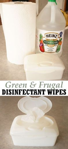 Green and Frugal DIY