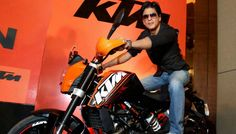 Shah Rukh Khan and the Art of Motorcycle Macho