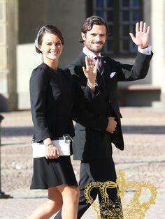 Sie lernt den Prinzessinnen-Job Sofia Hellqvist In...
