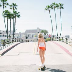 Hit the boardwalk in our swim collection of sweet silhouettes and eye-catching prints | #albionfit #swim