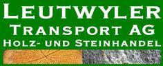 Leutwyler Transport AG, Unterkulm, Aargau, Holz- und Steinhandel, Transporte, Spezialtransporte, Brennholzverkauf, Lieferung von Naturstein
