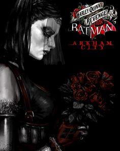 harley quinn | Harley Quinn's Revenge | Arte promocional del DLC de Batman: Arkham ...