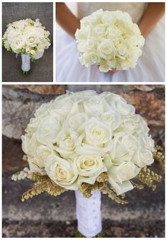 Wedding Bouquet Inspiration » Auckland Wedding Photographers – Moments Photography Blog