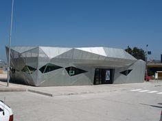 Tourism Office in Arteixo / Alejandro García y Arquitectos