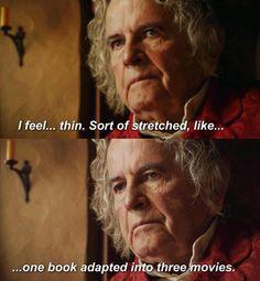 Poor Bilbo