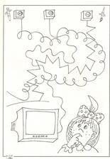 Pracovné listy: Grafomotorika - Album používateľky mery333 Techno, Cookie Cutters, Homework
