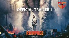 Rampage filme online subtitrat in Romana Dwayne Johnson, Official Trailer, Mai, America, Movies, Movie Posters, Beast, Films, Film Poster