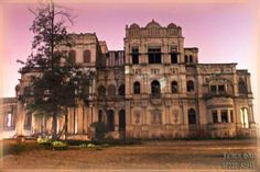 Nazarbaug Palace - The Oldest Royal Palace of Vadodara (Baroda)...