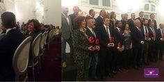 24 de Noviembre de 2015: #Premio al #Liderazgo d la Revista @ejecutivos_es junto con otras referencias empresariales ¡¡Gracias!!