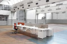 Ofita I Gen I Operational desks Autocad, System Furniture, Desks, Table, Home Decor, The Office, Workbenches, Note Cards, Mesas