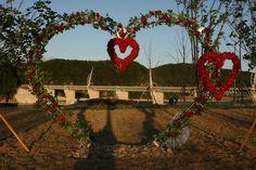 Han river Pavilion Park_The door of love