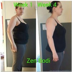 Amazing results in just 4 weeks using the Zen Bodi Program from Jeunesse!!! Get yours at wholesale at www.sherrycoetser.jeunesseglobal.com