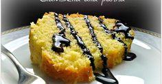 Italian Cake, Italian Desserts, Italian Recipes, Torte Cake, Plum Cake, Sweet Cakes, Nutella, Food To Make, Cake Recipes