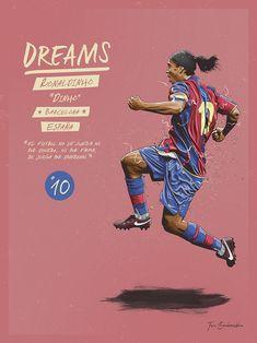 Ilustraciones Football