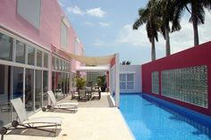 HOUSE OF THE WEEK: Pink House in Miami by Arquitectonica | Journal | The Modern House