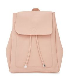Shop Black Leather-Look Backpack. Discover the latest trends at New Look. Small Handbags, Luxury Handbags, Sparkly Clutches, New Look Fashion, Women's Fashion, Cuir Rose, Top Backpacks, Faux Leather Backpack, Rucksack Backpack