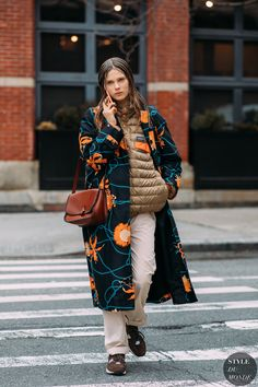 Caroline Brasch Nielsen by STYLEDUMONDE Street Style Fashion Photography NY FW18 20180212_48A8701