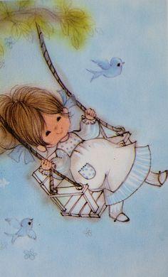 pretty little angie...pretty little bluebirds~