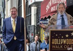John Goodman honored with star on Hollywood Walk of Fame - UPI.com