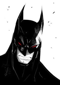 Something Marvel? Something Dc? Bit of both! - league-of-extraordinarycomics: Batman byColor...