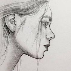 Beautiful drawings designed by Zoya Tajammal ! ✏ What do you think? - Beautiful drawings designed by Zoya Tajammal ! ✏ What do you think? Girl Drawing Sketches, Face Sketch, Art Drawings Sketches Simple, Pencil Art Drawings, Realistic Drawings, Beautiful Drawings, Easy Drawings, Drawing Drawing, Drawing Ideas