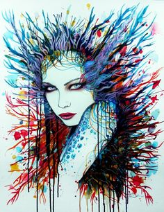 modern abstract people   Venus in Aquarius infuses eclecticism in our love partnerships. (Image ...