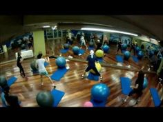 FitballChile (Abril 2013) - YouTube