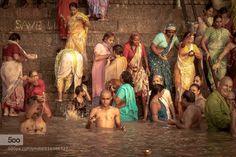 Varanasi by nickadami. Please Like http://fb.me/go4photos and Follow @go4fotos Thank You. :-)