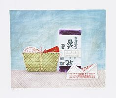 #cool Lithograph by the American artist #Mary #Faulconer, circa 1980, is a realist still life with Chinese tea. Signed and numbered in pencil. Edition: 250, AP 35...