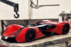 Ferrari World Design Contest 2011: in dettaglio la XEZRI e le altre proposte dello IED di Torino