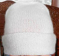 Котошапки - шапочки с ушками связанные спицами - Modnoe Vyazanie ru.com Knitted Hats, Winter Hats, Knitting, Fashion, Beret, Moda, Tricot, La Mode, Knit Caps