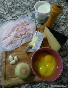 Aprende a preparar salsa carbonara perfecta con esta rica y fácil receta. Alistar los ingredientes, ten en cuenta que el calculo de esta salsa carbonara es de una...
