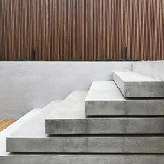 S T E P S Designed by @plume__studio Level transitions never looked so good. . . . #insituconcrete #realconcrete #hungrywolfstudio #architecturalconcrete #bespokeconcrete #concretesteps #concretedesign #landscapelove #concretestairs #concretesteps #concretelove