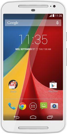 Motorola moto g 2014 (white)