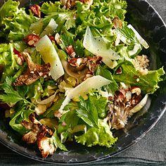 39 flavorful dishes with mushrooms | Roasted Mushroom Salad with Hazelnuts | Sunset.com #SunsetTurkeyDay