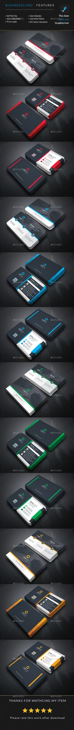 Creative Business Card Bundle by creative_aritist Print Templates, Card Templates, Business Card Design, Creative Business, Cleaning Business Cards, Grafik Design, Professional Business Cards, Name Cards, Banner Design