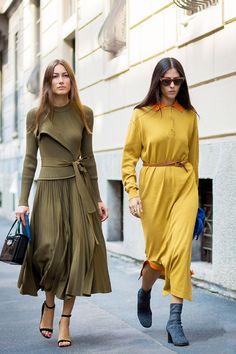0fd737bbd61 Best Duo  Giorgia Tordini and Gilda Ambrosio. Ropa De ModaModa OtoñoModa Para  MujerBlogger ...
