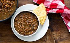 Aaron Franklin's Pinto Beans   by Lise Fain   on The Homesick Mexican