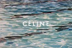 All Celine errverythang Celine Campaign, Fashion Advertising, Fashion Mode, Fashion Brands, High Fashion, Art Direction, Branding Design, Fashion Photography, Typography