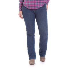 Riders by Lee Women's Fleece Lined Jeans, Size: 16M
