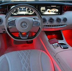 2015 Mercedes-Benz AMG S Coupé