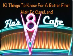 (check) 10 Things To know for a better First Visit To CarsLand in Disneyland California Adventure Disneyland World, Disneyland California Adventure, Disneyland Tips, California Vacation, Disneyland Resort, Cars Land Disneyland, Disneyland Christmas, Disneyland Tickets, Disney Planning